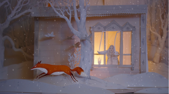 A scene from Fox's Garden.