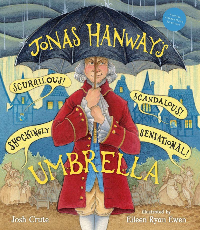 Jonas Hanway Cover