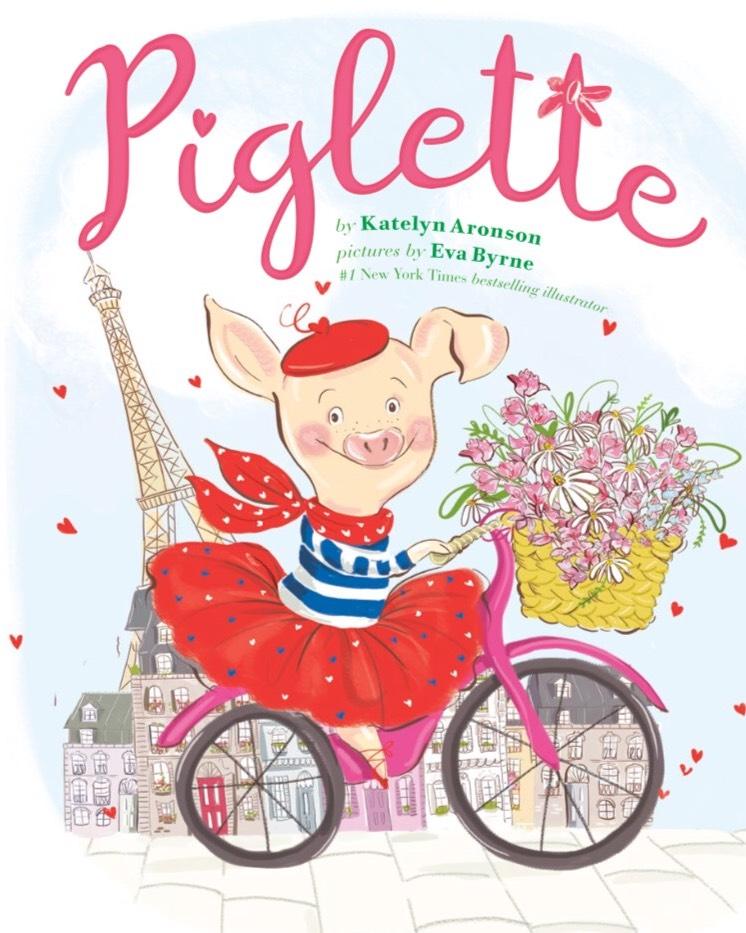 Piglette Cover